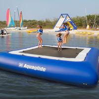 Picture of Aquaglide 27' Supertramp Floating Trampoline