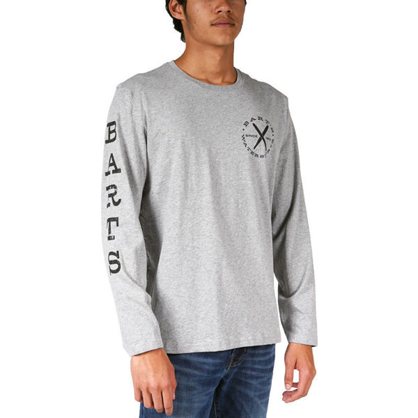 Picture of Bart's Long Sleeve Unisex Tee