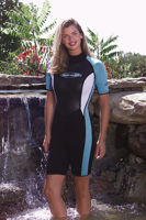 Picture of Body Guard® Women's Shorty Wetsuit