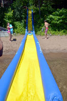 Picture of Rave Turbo Chute Water Slide Lake Package