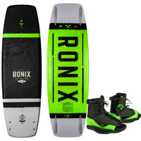 Picture of Ronix District Wakeboard w/ District Boots - 2021