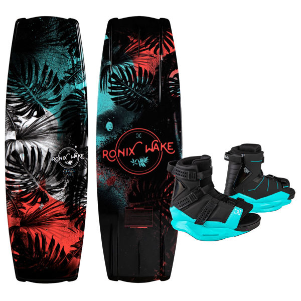 Picture of Ronix Krush Women's Board w/ Halo Boots - 2021