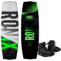 Picture of Ronix Vault Wakeboard w/ Divide Boots - 2021