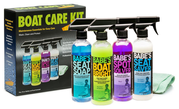 Picture of Babe's Boat Care Boxed Kit