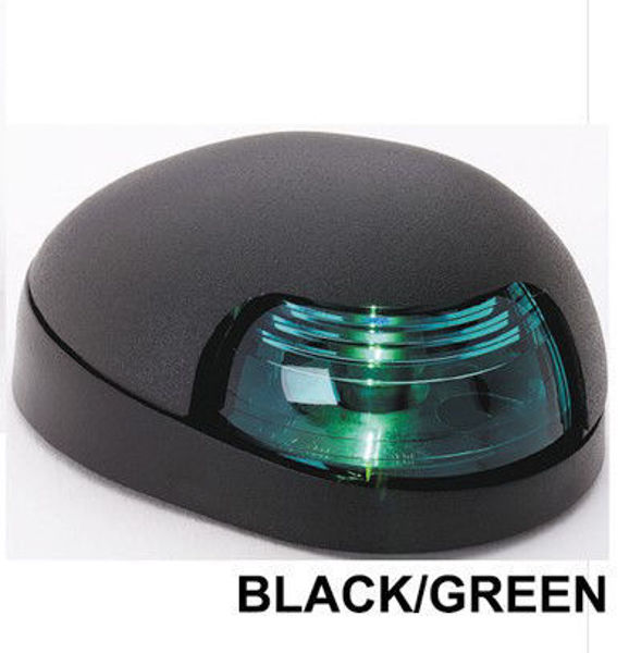 Picture of Quasar Green Side Light (Black)