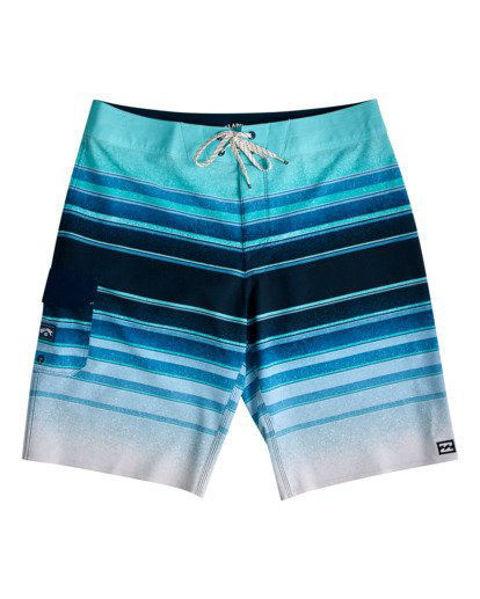 Picture of Billabong All Day Stripe Pro Men's Boardshort