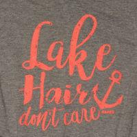 Picture of Barts Lake Hair Hooded Longsleeve Tee