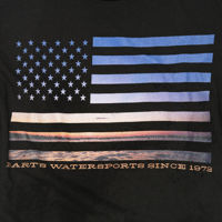 Picture of Sunset Flag Tee