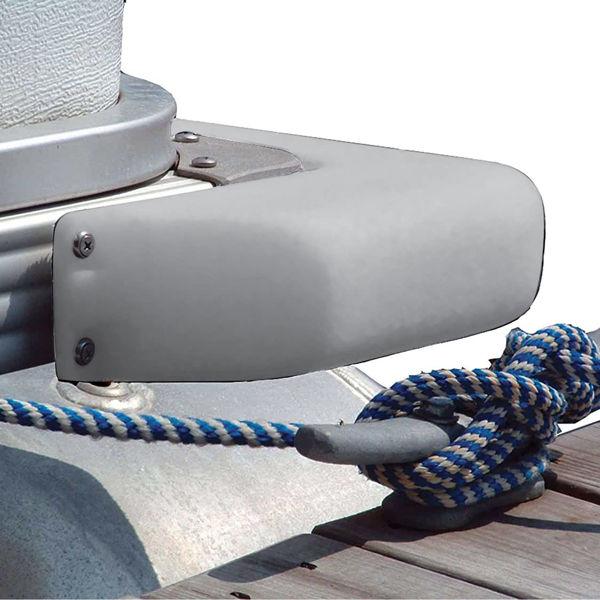 Picture of Pontoon Boat 90 Degree Corner