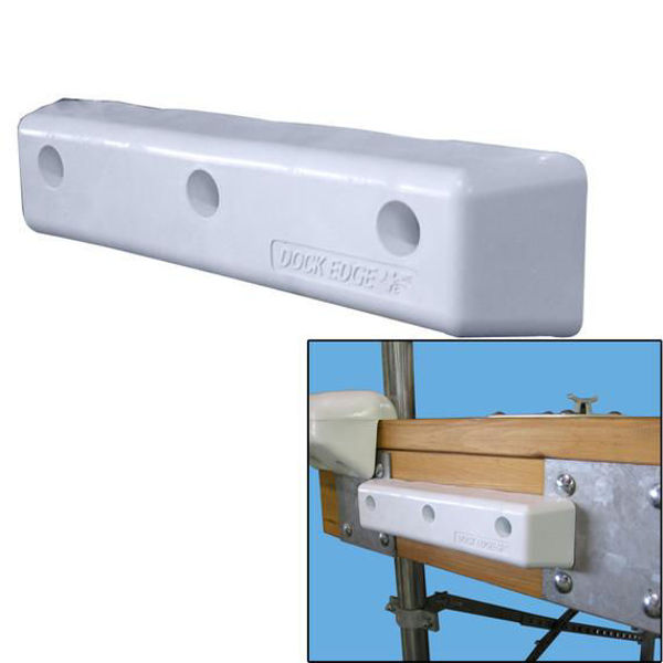 """Picture of Dock Edge ProTect Straight Dock Bumper - 12"""""""